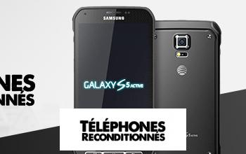 Vente privée TELEPHONES RECONDITIONNES sur BricoPrive