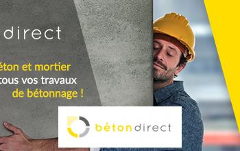 Vente privée BETON DIRECT BRICOPRIVE sur BricoPrive