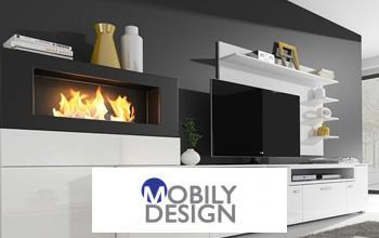 Vente privée MEUBLES CHAISES MOBILY DESIGN sur BricoPrive