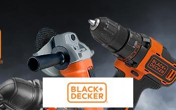 Vente privée BRICOPRIVE BLACK DECKER sur BricoPrive