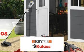 Vente privée KALAOS KEYMA sur BricoPrive
