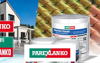 Vente privée PAREX LANKO TRAITEMENTS EXTERIEUR INTERIE... sur BricoPrive