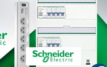 SCHNEIDER ELECTRIC en vente privilège sur BRICOPRIVÉ