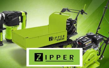 Vente privée ZIPPER MACHINES CHANTIER sur BricoPrive