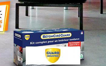 GUARD INDUSTRIE en vente flash sur BRICOPRIVÉ