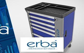 Vente privée ERBA SERVANTE OUTILS sur BricoPrive