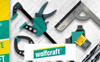 Vente privee WOLFCRAFT sur BricoPrive