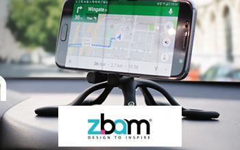 Vente privée SUPPORTS TELEPHONE ZBAM sur BricoPrive
