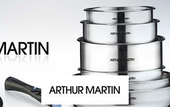 Vente privée ARTHUR MARTIN sur BricoPrive
