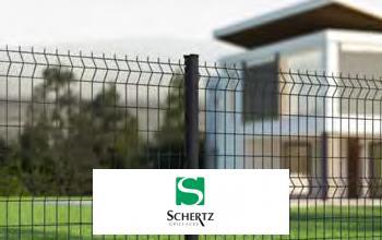 Vente privée PANNEAUX CLOTURE GRILLAGES SCHERTZ sur BricoPrive