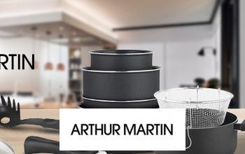 Vente privee ARTHUR MARTIN sur BricoPrive