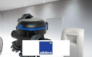 Vente privée ALDES sur BricoPrive
