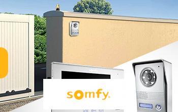 Vente privée SOMFY sur BricoPrive