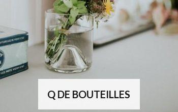 Vente privée Q DE BOUTEILLES sur TheCoolRepublic