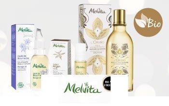 MELVITA en vente privée chez EN PRIVÉ PAR SD