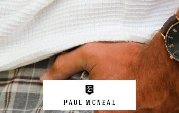 PAUL MCNEAL en vente flash chez HOMME PRIVÉ