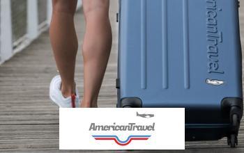 AMERICAN TRAVEL en vente privilège chez HOMME PRIVÉ