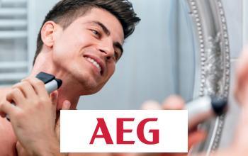 Vente privee AEG sur Homme Privé
