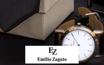EMILIO ZAGATO en vente privilège sur HOMME PRIVÉ