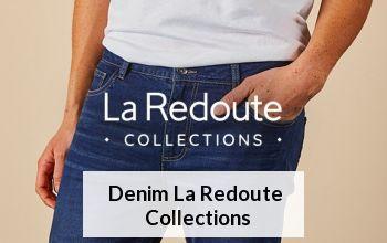 DENIM LA REDOUTE COLLECTIONS en vente flash sur LA REDOUTE