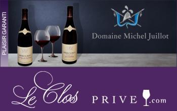 Vente privée DOMAINE MICHEL JUILLOT sur LeClos-Privé