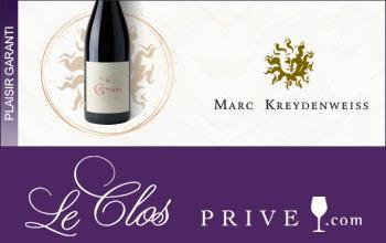 Vente privée DOMAINE MARC KREYDENWEISS sur LeClos-Privé