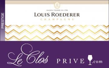 Vente privée LOUIS ROEDERER sur LeClos-Privé