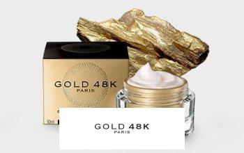 Vente privée GOLD 48K sur Limango