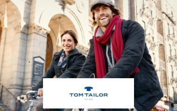 TOM TAILOR à bas prix sur LIMANGO