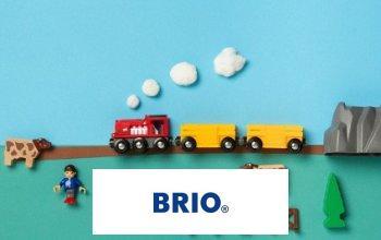 Vente privée BRIO sur Limango