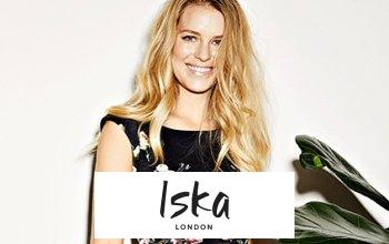 Vente privée ISKA LONDON sur Limango