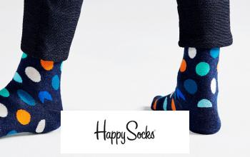 HAPPY SOCKS en vente privée sur LIMANGO