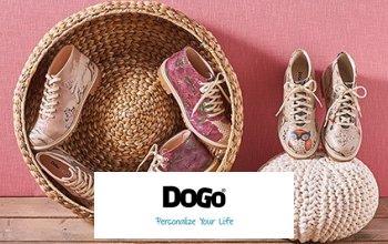 Vente privée DOGO sur Limango