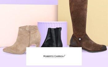 ROBERTO CARRIOLI à prix discount sur LIMANGO