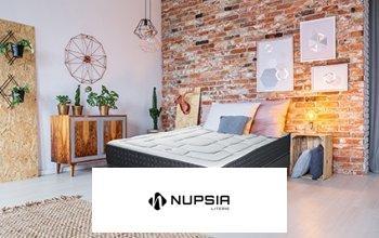 Vente privée NUPSIA sur Limango
