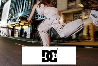 DC SHOES à prix discount sur OUTLETINN