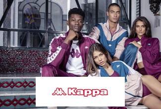 KAPPA en vente privilège chez OUTLETINN