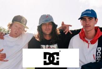 DC SHOES en vente flash chez OUTLETINN
