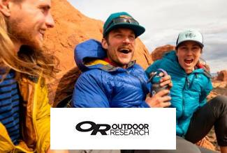 OUTDOOR RESEARCH à prix discount sur OUTLETINN
