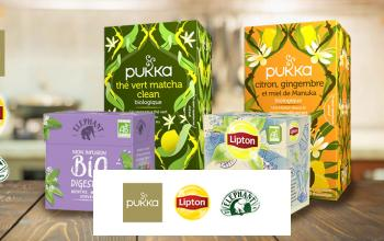 LIPTON à super prix chez PRIVATE GREEN