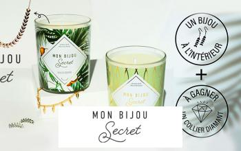 MON BIJOU SECRET en vente flash chez PRIVATE GREEN