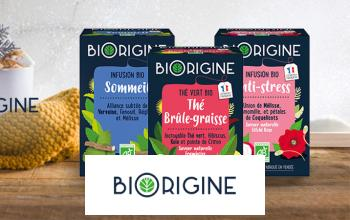 BIORIGINE en vente privilège chez PRIVATE GREEN