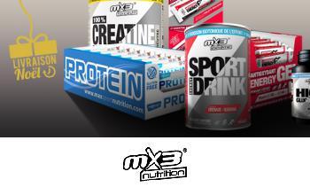 MX3 en promo sur PRIVATESPORTSHOP