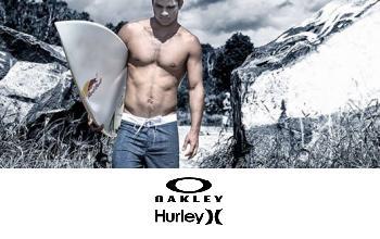 Vente privee OAKLEY HURLEY O'NEILL sur PrivateSportShop