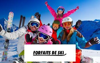 FORFAITS DE SKI à prix discount sur PRIVATESPORTSHOP