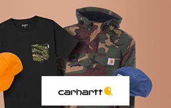 CARHARTT en vente flash chez PRIVATESPORTSHOP