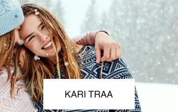 KARI TRAA à prix discount chez PRIVATESPORTSHOP