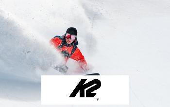 K2 en soldes sur PRIVATESPORTSHOP