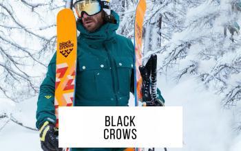 BLACK CROWS en vente privilège chez PRIVATESPORTSHOP
