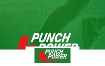 PUNCH POWER en vente flash chez PRIVATESPORTSHOP